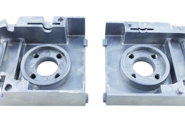 Pièces fonderie aluminium