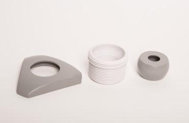 Pièces plastiques réalisées en injection plastique en Chine par ASYTEC
