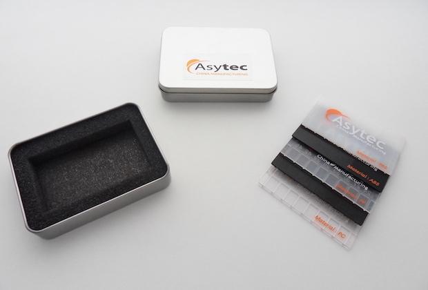 Kit Asytec Matières plastiques