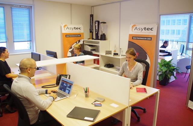Service client Asytec France - Grenoble